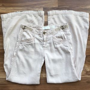 Anthropologie Hei Hei Libby Linen Pants